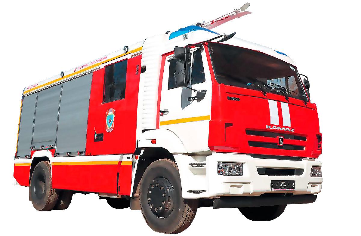 инструкция по эксплуатации пожарного автомобиля камаз